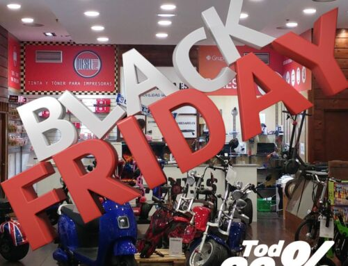 BLACK FRIDAY 7 Días con increibles Ofertas!!!