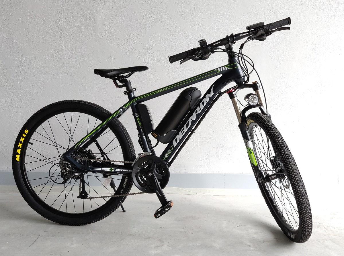 mountain bike electrica